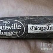 Louisville Slugger Art Print