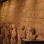 Louvre - Paris France - 011312 Art Print