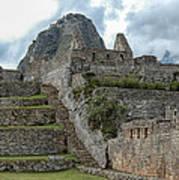 Machu Picchu - 2 Art Print
