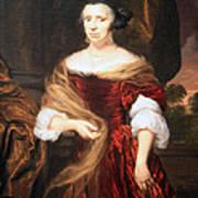 Mae's Portrait Of A Lady Art Print