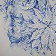 MAN Art Print by Moshfegh Rakhsha