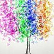 Maple Tree 10 Art Print