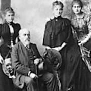 Marie Curie (1867-1934) Art Print