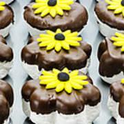Marshmallow Cookies  Art Print