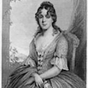 Martha Jefferson Randolph (1772-1836) Art Print