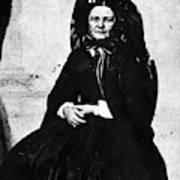 Mary Todd Lincoln (1818-1882) Art Print