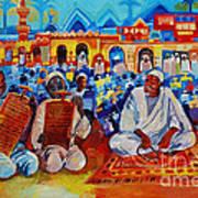 Maseed Maseed 9 Art Print