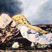 Mata Hari (1876-1917) Art Print