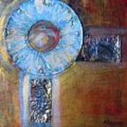 Meditation 2 Art Print