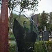 Memorial At Falcos Grave Art Print