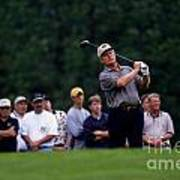 12w334 Jack Nicklaus At The Memorial Tournament Photo Art Print