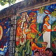 Mexican Wall Art Art Print