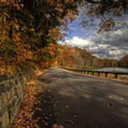 Mill Creek Park In Autumn Art Print