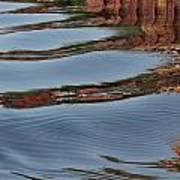Mississippi Reflections Art Print