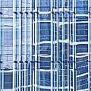Modern Architecture Detail Art Print