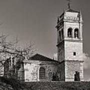 Monastery Of St. Jerome Art Print