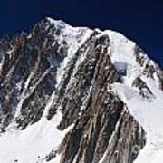 Mont Blanc Massif Art Print