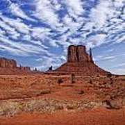 Monument Valley 1 Art Print
