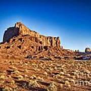 Monument Valley -utah V5 Art Print