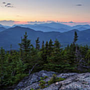 Mount Chocorua Scenic Area - Albany New Hampshire Usa Art Print