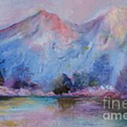 Mountain Vista 2 Art Print