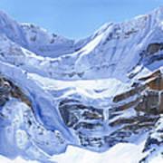 Mt Patterson Art Print