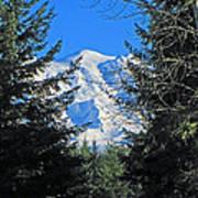 Mt. Rainier I Art Print