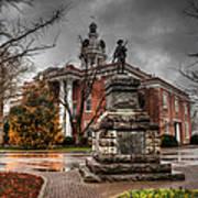 Murfreesboro Town Hall Art Print