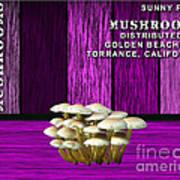 Mushroom Farm Art Print