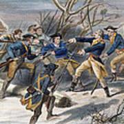 Mutiny: Anthony Wayne 1781 Art Print