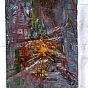 Mysterious City Of The Mystics Art Print