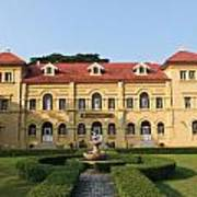 National Library In Nakorn Phanom Thailand Art Print