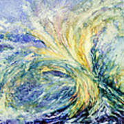 Neptune's Gold  Art Print