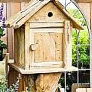 Nesting Box Art Print