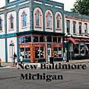 New Baltimore Michigan Art Print