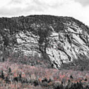 New Hampshire Mountain Art Print