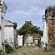 New Orleans Lafayette Cemetery Art Print