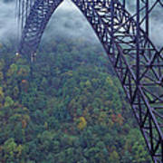 New River Gorge Bridge Art Print