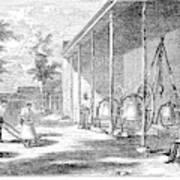 New York Bell Foundry Art Print