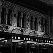 New York City Center Art Print