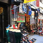New York City Storefront 8 Art Print