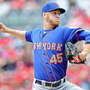 New York Mets V Washington Nationals Art Print