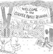 New Yorker May 31st, 1999 Art Print