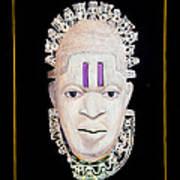 Nigerian Empire Art Print