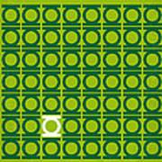 No120 My Green Lantern Minimal Movie Poster Art Print by Chungkong Art