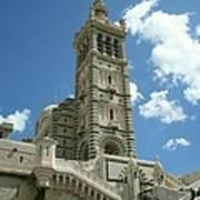 Notre Dame De La Garde Art Print