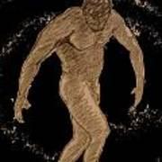 Nude Act Art Print