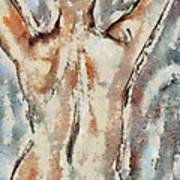 Nude Figure Art Print