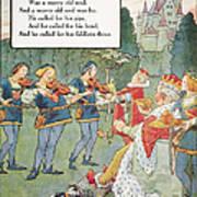 Old King Cole Art Print
