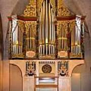 Oldest Organ Art Print